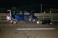 Grave incidente sulla SS 170 Andria Barletta: quattro feriti trasportati al Dimiccoli di Barletta ed uno a Bisceglie