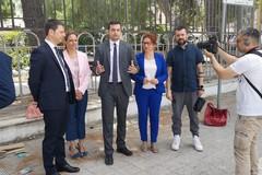 """Sibilia nella Bat. Di Bari (M5S): """"Importante presenza dello Stato sul territorio"""". VIDEO"""