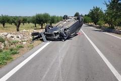 Puglia: incidenti stradali e deceduti in calo nel 2018