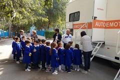 """I.C. """"Verdi-Cafaro"""" e Avis: una collaborazione per promuovere cittadinanza solidale ed educazione alla salute"""