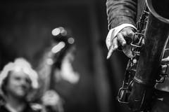 Il sassofonista americano Eric Wyatt per la prima volta in Italia