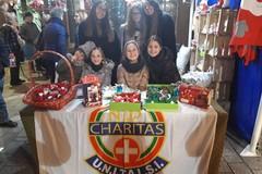 Tornano in viale Crispi i mercatini di Natale dell'Unitalsi