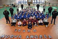 La Nuova Andria Calcio al fianco di Onda d'Urto: incontro il 25 gennaio