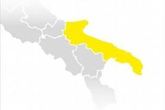 Emergenza covid: la Puglia ancora in zona gialla