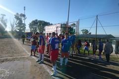 """Pesante sconfitta per la Virtus Andria, il Manfredonia vince 0-3 al """"Fidelis"""""""