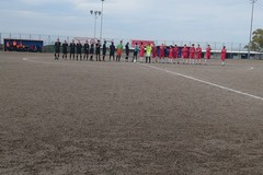 Virtus Andria beffata nel finale, 2-2 contro la Virtus Molfetta