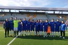 La Virtus Andria si aggiudica lo scontro salvezza, Nuova Daunia Foggia battuta 1-0