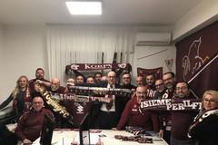 Il Toro Club BAT nella Unione Club Granata e in trasferta a Frosinone