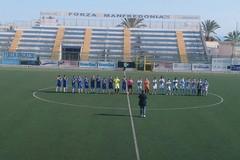 Virtus Andria, tre punti a tavolino contro il Calcio Palo
