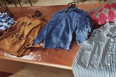 Croce Rossa Italiana di Andria dona vestiti nuovi alla parrocchia di San Riccardo