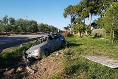 """Grave incidente stradale sulla via che porta a Minervino Murge: codice rosso al """"Bonomo"""""""