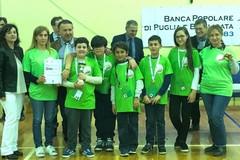 "L'I.C. ""Verdi-Cafaro"" campione regionale ai Campionati studenteschi di scacchi"