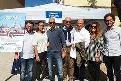 Fratelli d'Italia Andria: «Dopo il commento oltraggioso, Vurchio si dimetta»