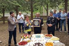 Carabinieri, lascia il Comando il Tenente Bonfardino: il saluto dei colleghi ed amici