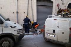 Si incendia armadietto stradale ENEL: quartiere di via Garibaldi senza energia elettrica