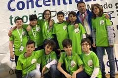 """Bilancio positivo per l'I.C. """"Verdi-Cafaro"""" alle finali nazionali di Scacchi di Policoro"""