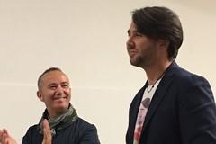 Ad Andria incontro post voto europeo con il parlamentare neo eletto Mario Furore