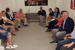 Scalfarotto nella Bat per incontrare i coordinatori provinciali e dei comitati di Italia Viva