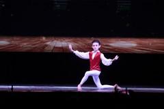Una passione innata per la danza: la storia del giovanissimo andriese Flavio Nesta