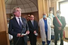 Festa del 2 Giugno: la gratitudine del Paese ai medici ed al personale sanitario della Asl Bt