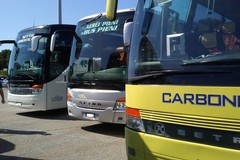 Aziende bus turistici: plafond di 750 mln di euro per aiuti al settore