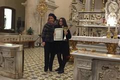 """XXVI edizione del Concorso """"Lettera a Gesù Bambino"""": Claudia Falcetta dell'I.C. """"Verdi-Cafaro"""" tra gli alunni premiati"""