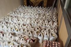 La Caritas parrocchiale di S. Riccardo ringrazia cittadini e associazioni per gli aiuti in favore dei bisognosi