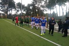 La Virtus Andria chiude il 2019 con una sconfitta, la Nuova Daunia Foggia vince 2-1