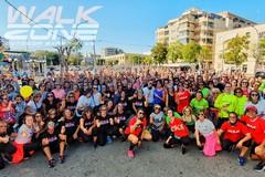 Oltre 250 persone ad Andria per il WalkZone®
