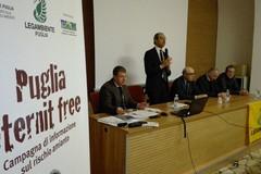 Puglia Eternit Free, tra i 72 comuni c'è anche la Città di Andria