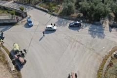 Lunedì dell'Angelo: posti di blocco e controllo del territorio anche con un drone. FOTO e VIDEO