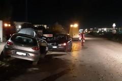 Giovane andriese ferito in incidente stradale sulla provinciale per Trani