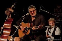 Il cantautore milanese Marco Massa in scena all'Officina San Domenico