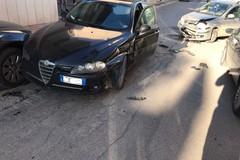 Grave incidente stradale per una mancata precedenza