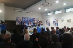La Lega Salvini Premier Puglia scende in piazza anche ad Andria contro il governo giallorosso di Conte