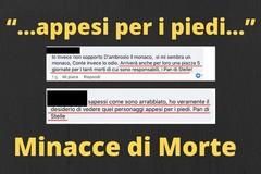 Gravi minacce via social all'on. Giuseppe D'Ambrosio