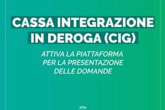 Sostegno per imprese e lavoratori: attiva piattaforma domande di Cassa Integrazione in Deroga
