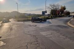 Incidente stradale in viale Dalmazia: ferito motociclista