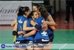 Audax Volley, ufficiale la rinuncia alla serie D