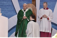 Conclusione del mese mariano, Papa Francesco prega il Rosario in eurovisione il 30 maggio
