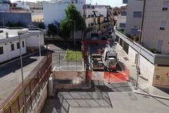 Fuga di gas in via Rovito: tecnici dell'Italgas al lavoro anche questa mattina per il ripristino completo delle linea
