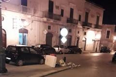 Anno nuovo abitudini vecchie: continuano a spuntare cumuli di rifiuti su via Annunziata