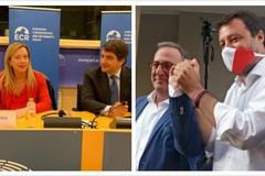 I leader nazionali del centrodestra ad Andria. Scamarcio: «Uniti per il buon governo di Regione e Città»