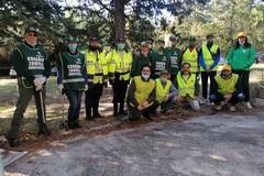 """""""Clean Up - Pensare globalmente e agire localmente"""": domenica ecologica a Castel del Monte"""