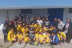 Nuova Andria Calcio: Allievi e Giovanissimi chiudono i campionati provinciali al terzo posto