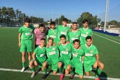 Nuova Andria Calcio: vittoria per i Giovanissimi, gli Allievi pareggiano a Trani