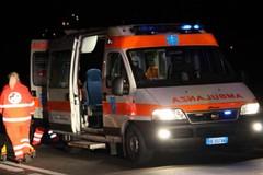 Incidente stradale in via vecchia Barletta: grave motociclista 33enne