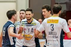 A Pineto vittoria al tiebreak per la Florigel Pallavolo Andria