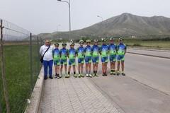 Ciclismo giovanile: a Bitonto gran bella prova di squadra per l'Andria Bike