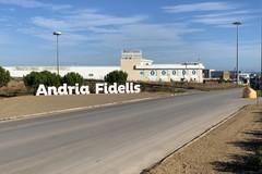 """""""Andria Fidelis"""", un'installazione alle porte della città"""